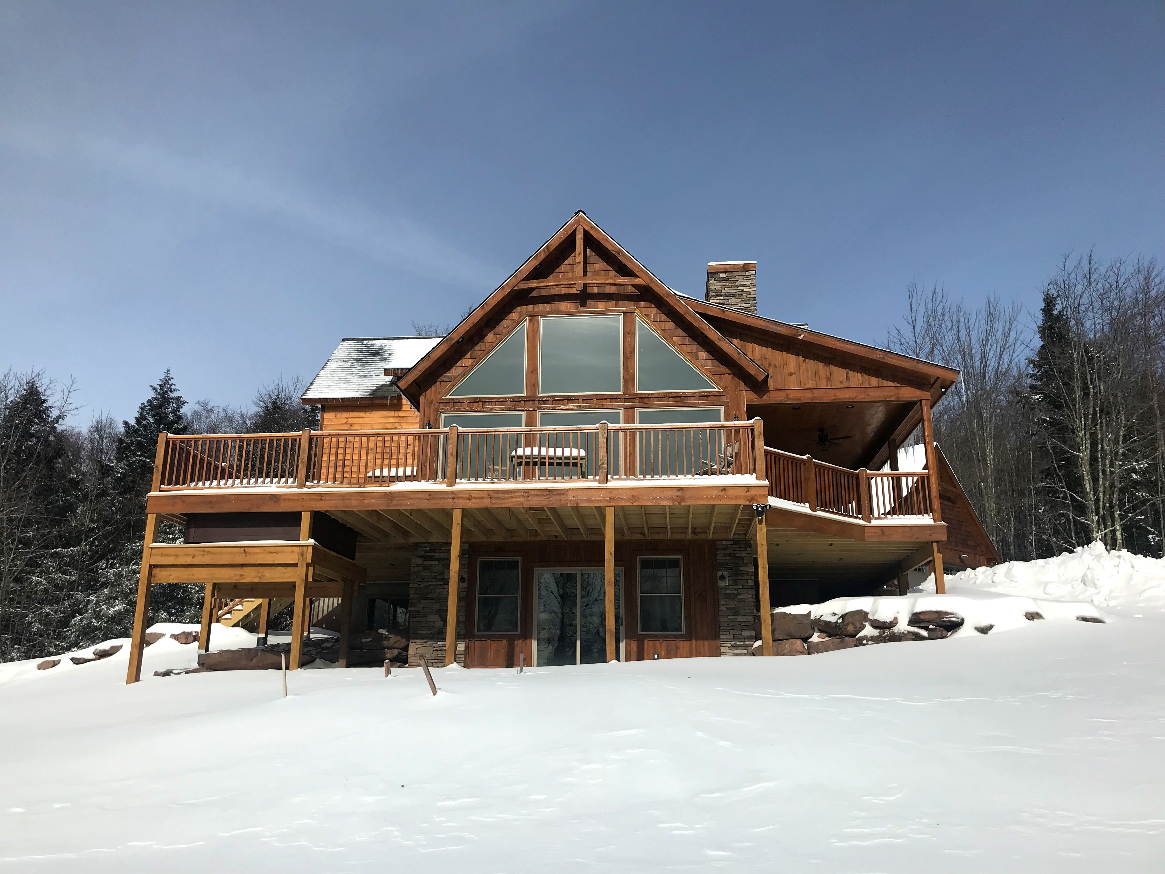 Indian Heights , Windham NY (sold )