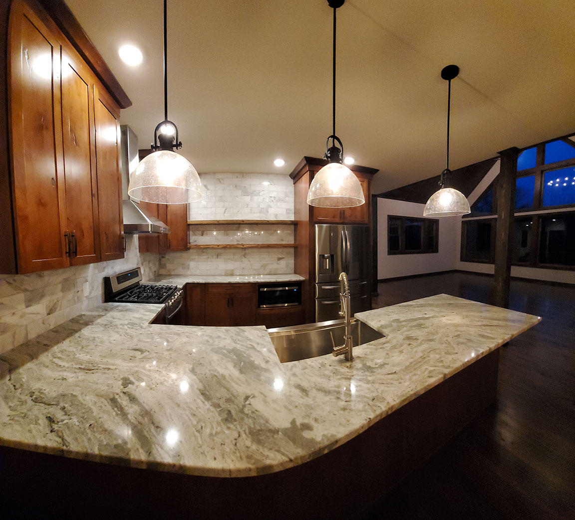 Kitchen Counter Tops